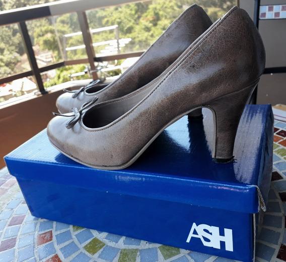 Stileto Punta Redonda. Calzado Femenino. Zapatos Dama.