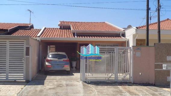 Casa Residencial À Venda, Loteamento Remanso Campineiro, Hortolândia. - Ca0033