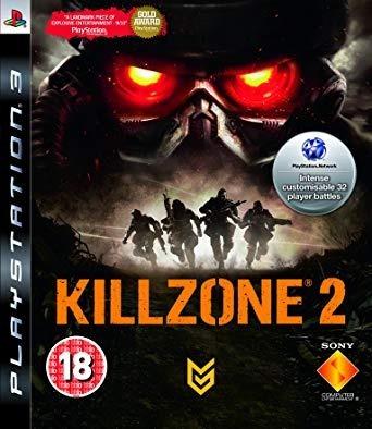 Killzone 2 - Favoritos - Ps3 Mídia Física - Excelente Jogo