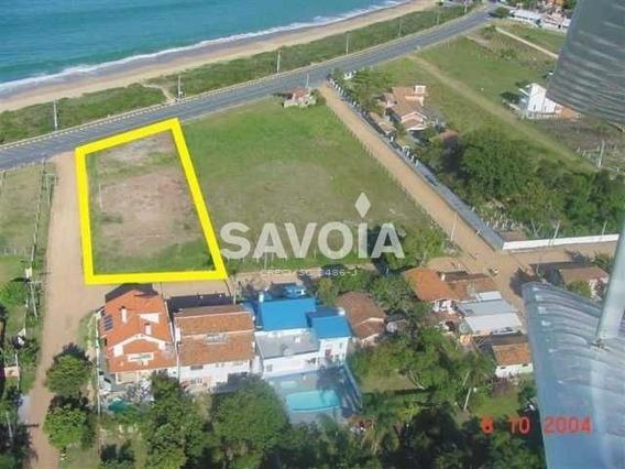 Terreno De Frente Para O Mar Na Praia De Taquaras, B. Camboriú - 611