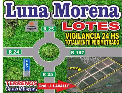 Moreno - Lotes Con Anticipo Y Cuotas