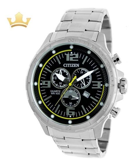 Relógio Citizen Masc. Tz30946t An7 120 87e Com Nf