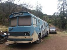 Casa Rodante Familiar En Bus Mercedes Benz 0362 - Famosa :)
