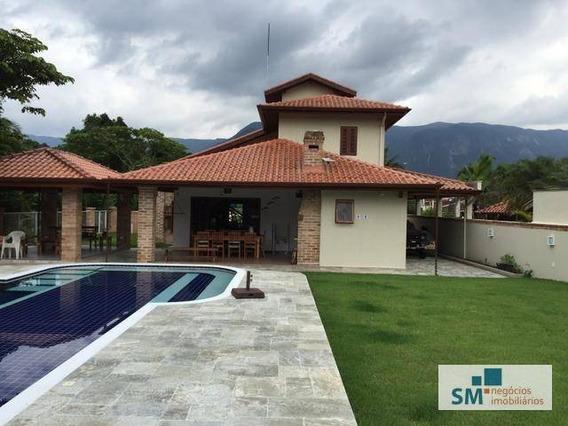 Casa Residencial À Venda, Boracéia, Bertioga - Ca0041. - Ca0041