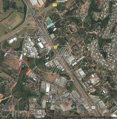 Terreno À Venda Em Macuco - Te068852