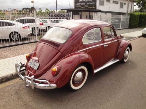 Volkswagen Fusca 1.3 2p   1967