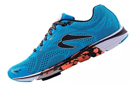 Tenis Correr Newton Running Motion 8 Hombre Blue/black