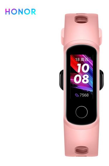 Pulsera Inteligente Huawei Honor Band 5i Impermeable Rosa