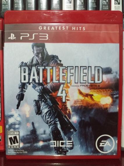 Battlefield 4 Original Ps3 Bf4 | Parcelamento Sem Juros