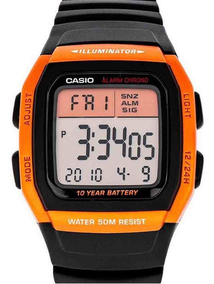 Relógio Casio Unisex W-96h-4a2vdf