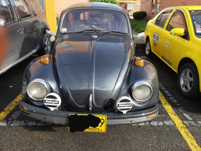 Volkswagen Escarabajo Escarabajo 1972 1995