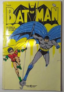 Revista Batman N° 12 Las 1eras 100 Historietas De Coleccion