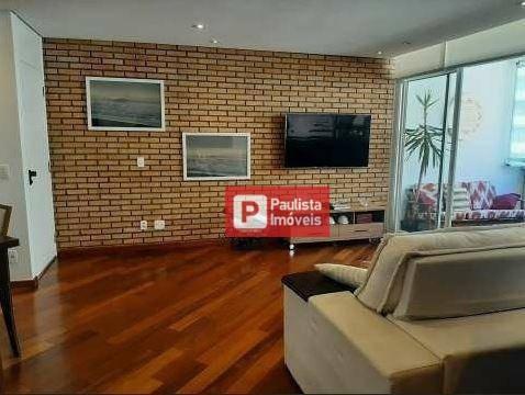 Apartamento À Venda, 127 M² Por R$ 1.590.000,00 - Moema - São Paulo/sp - Ap29548