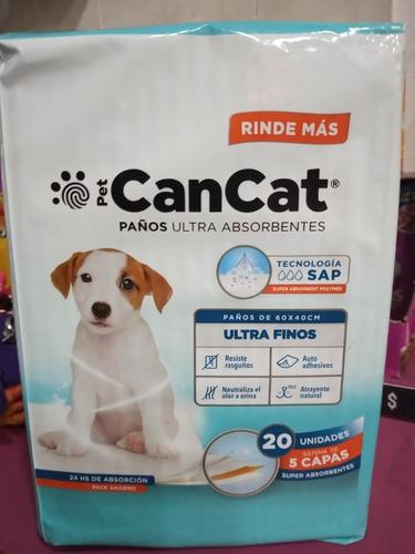 Paños De Aprendizaje Y Protector De Pisos Para Mascotas