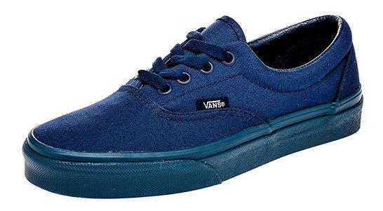 Sneaker Deportivo Vans Niño Azul Textil 19539ipk