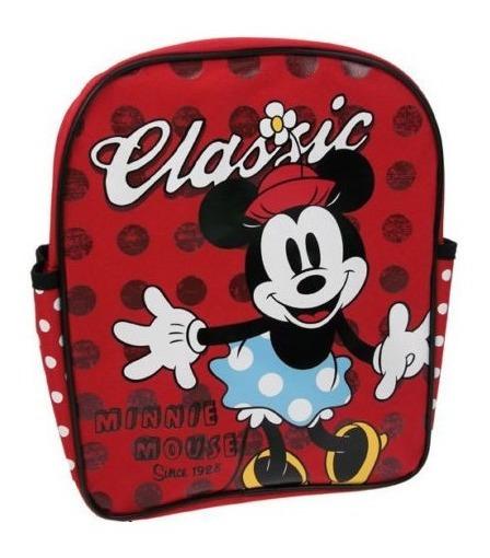 Mochila Minnie Disney 100% Importada E Original