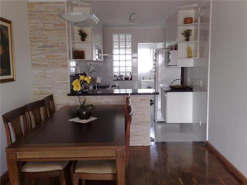 Imagem 1 de 14 de Apartamento No Campo Belo Com 03 Dormitórios, Sendo 01 Suite; Sala Ampla Com Varanda, Banheiro Adicional, Cozinha Americana, As, Ae, Qe E Wc., 2 Vagas - Ap5999