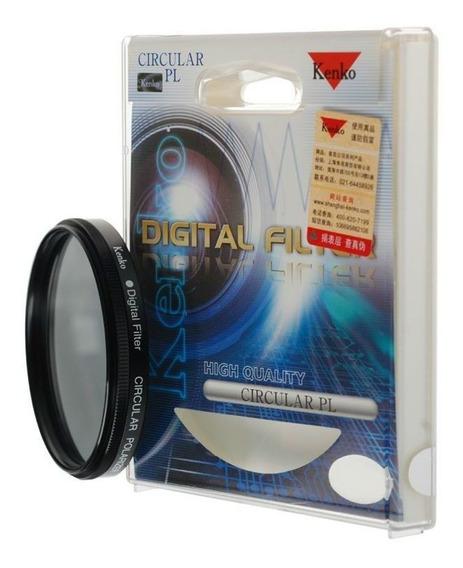 Filtro Cpl Kenko 52mm Digital Lacrado Original Tokina