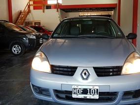 Renault Clio 2 Pack Plus Año 2007 Grupolanautomoviles