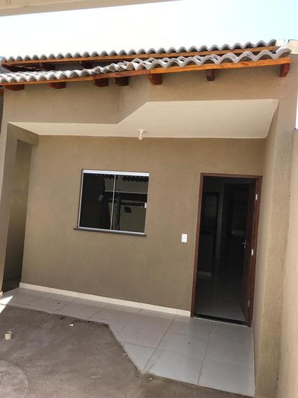 Casa De Três Quartos Até 100% Financiada Via Caixa