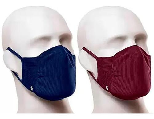 Imagem 1 de 2 de Mascara Lupo Antiviral Bac Off Kit Com 2 Unissex Casual