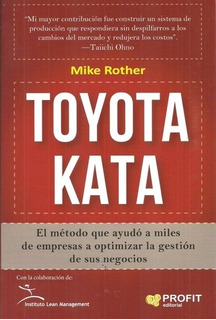 Toyota Kata - Rother Mike