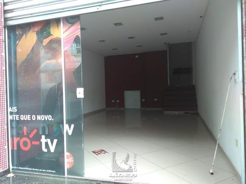 Salão Comercial Terreo Centro Bragança Pta - Sc0043-2