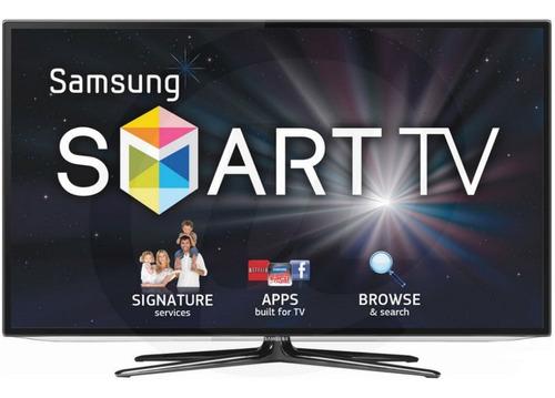 Smart Tv Samsung Un 40 F 6400 Full Hd 3d. Retirada No Local