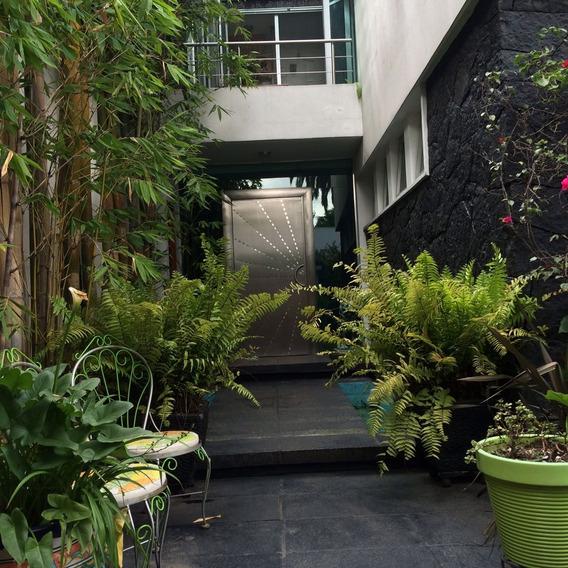 Renta De Casa Amueblada En Lomas De Chapultepec