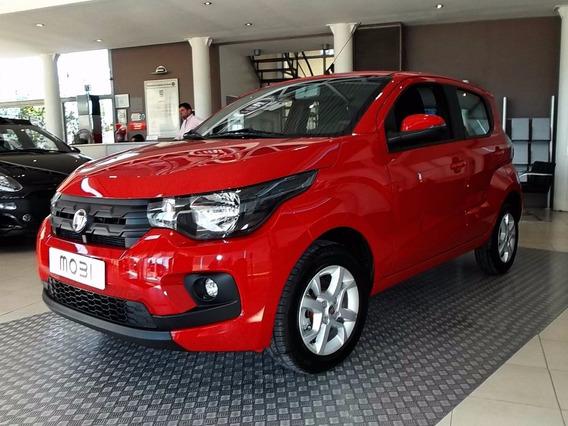 Fiat Mobi - Sale 2019 Anticipo $65.000 O Tu Usado !! D