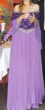 Vestido Estilo Medieval Medidas En Descripcion