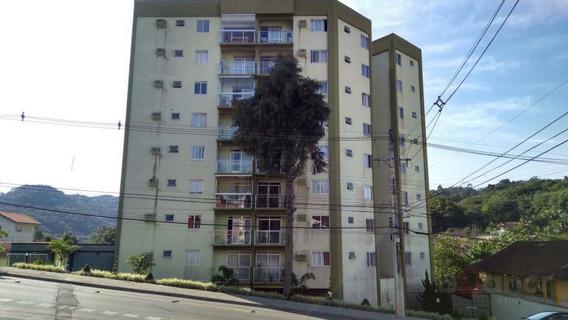 Apartamento Com 3 Dormitórios À Venda, 90 M² Por R$ 240.000 - Fortaleza - Blumenau/sc - Ap0733