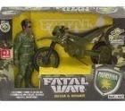 Fatal War Exercito - Bs Toys