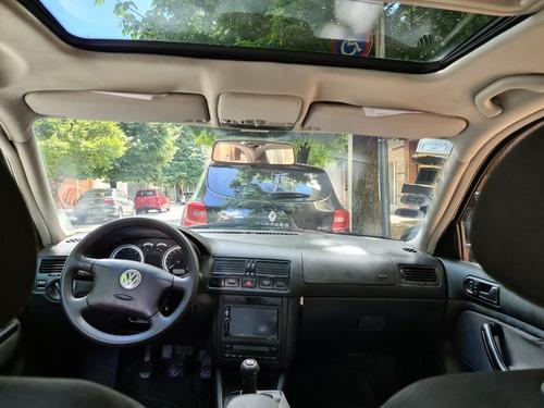 Volkswagen Bora 2.0 Trendline Titular Vtv Impecable Estado!!