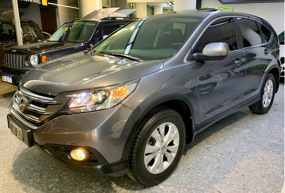 Honda Cr-v Crv 4x4 2.4 Ex L 4wd 185cv At 2012 Honda Usada