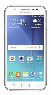 Celular Samsung Galaxy J5 16gb Branco + Capa