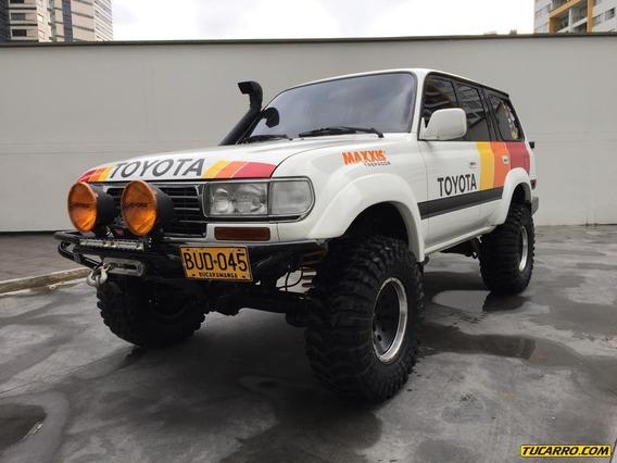 Toyota Burbuja Lc80 4x4 4.0
