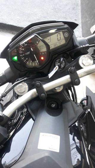 Yamaha Mt-03 321cc - 2018 Financia, Troca E Aceita Cartão