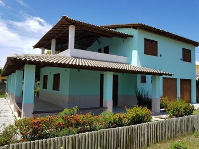 Casa De Praia Em Jauá Mobiliada - Giaf73
