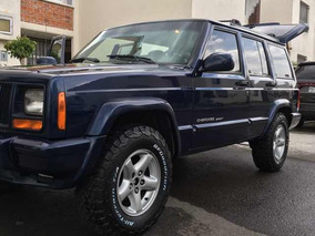 Jeep Cherokee Cherokee Sport 4x2 At 2001