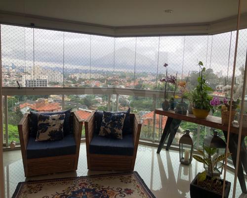 Imagem 1 de 30 de Apartamento De 181m² 3 Dormitórios  Vila São Francisco - São Paulo - Ap15109 - 70087990