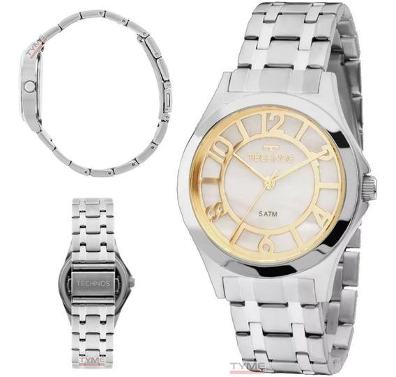 Relógio Technos Feminino Fashion Trend 2036mfqa/3c - C/ Nfe