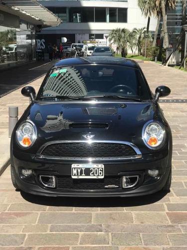 Mini Cooper S 1.6 Coupe 184cv Chili 2013