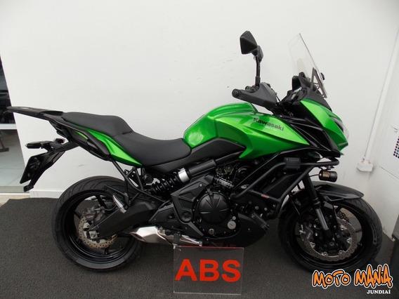 Versys 650 Abs 2016 Verde