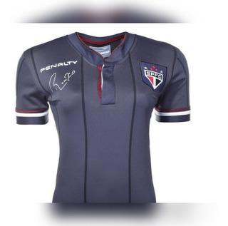 Camisa São Paulo Despedida Rogério Ceni - Feminina