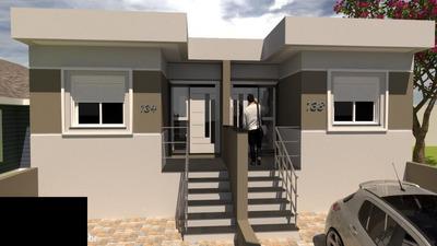 Casa Com 2 Dormitório(s) Localizado(a) No Bairro Auxiliadora Em Gravatai / Gravatai - 1904