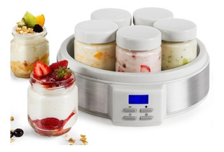 Yogurtera Atma Ym3010e Digital Lcd 7jarros 200ml