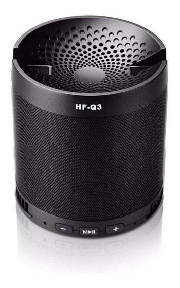 Caixa De Som Portátil Multifuncional Bluetooth Hf-q3