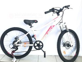 Bicicleta Rod 24 Olmo Safari 240-disco-mountain Bike Works!!