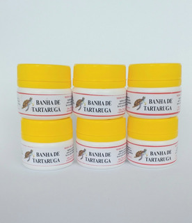 Banha De Tartaruga Kit Com 12 Unidades